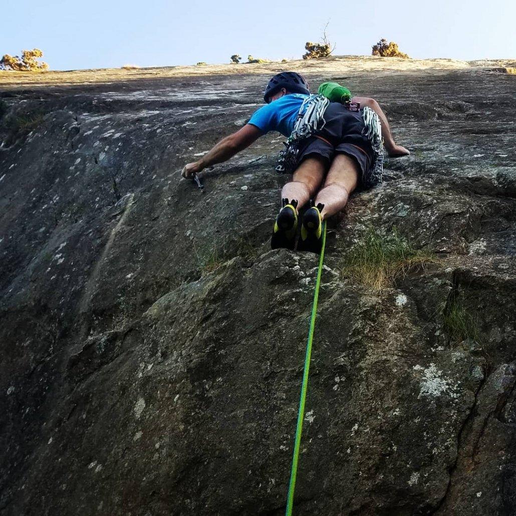 Rock Climbing Dublin