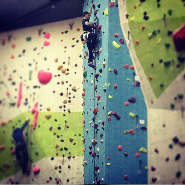 Climbing Wall Instructor Assessment Ireland