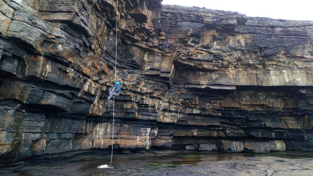 Rock Climbing Ireland
