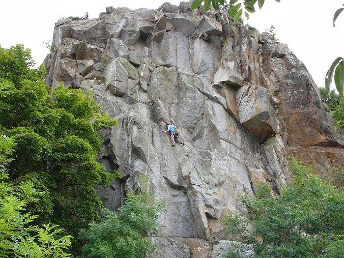 Dublin Rock Climbing