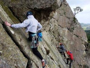 Rock Climbing Wicklow
