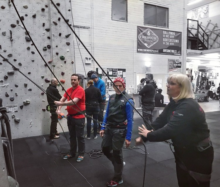 Indoor Climbing Ireland