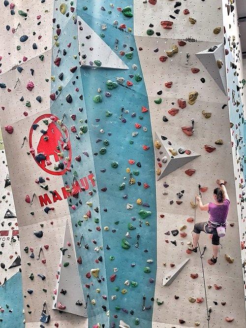 Climbing in Dublin