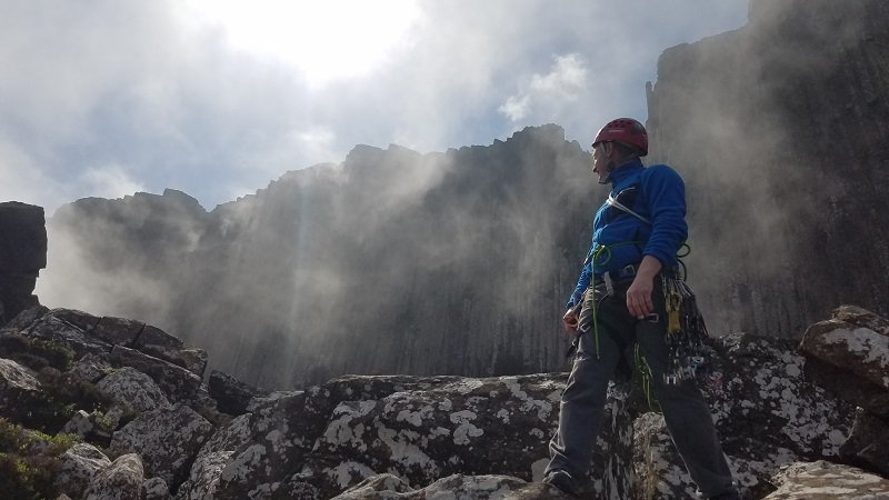 Climbing Ireland