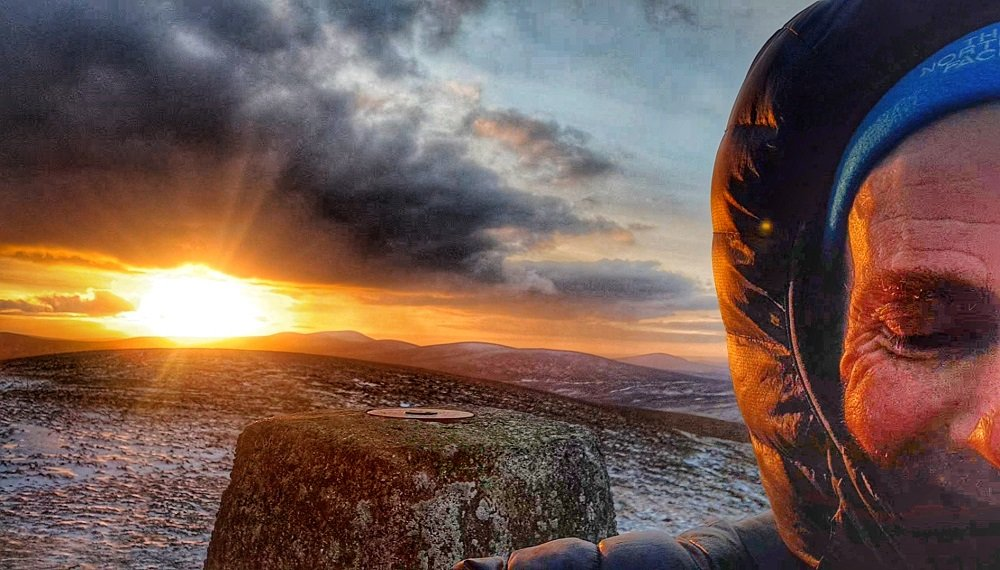 Djouce Mountain